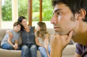 Иски о взыскании алиментов на детей,  если они остаются при каждом из родителей