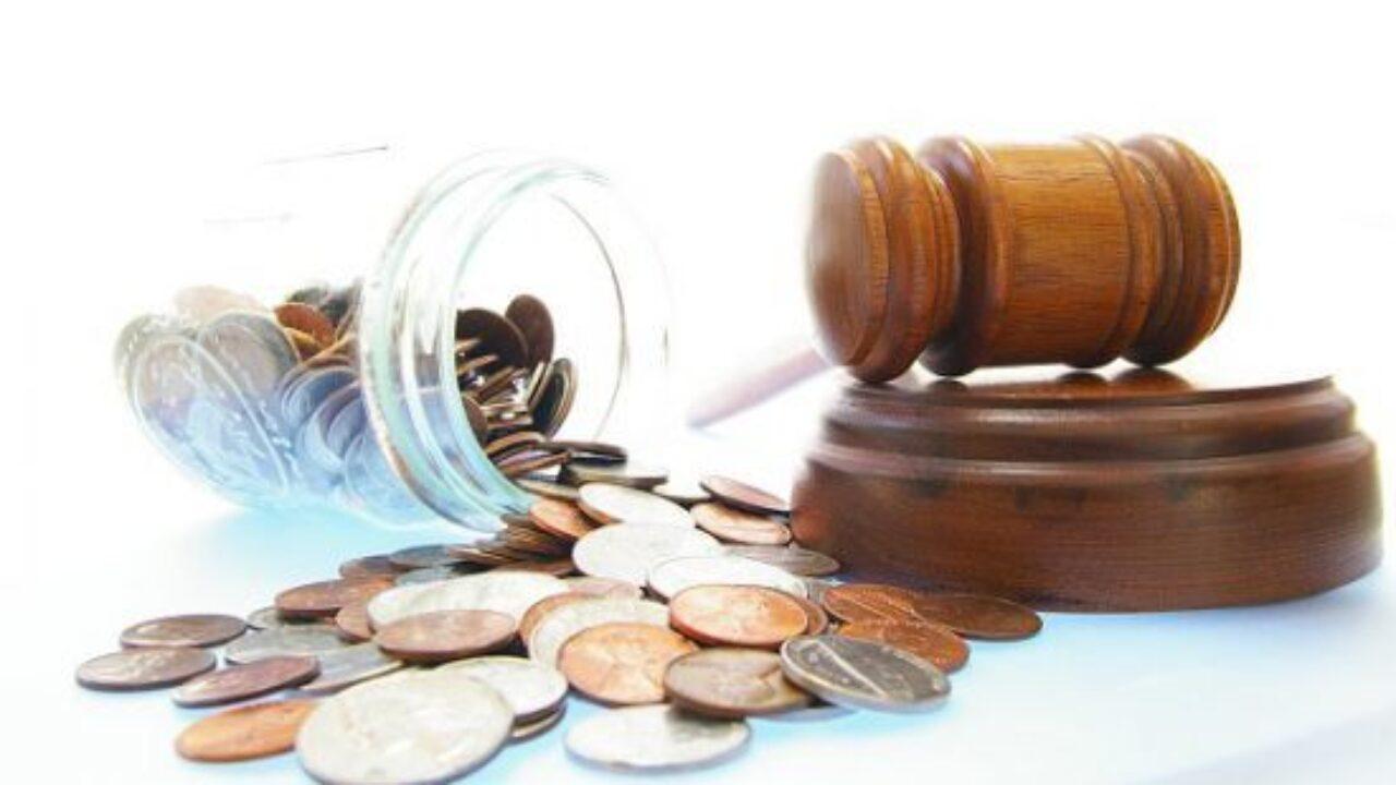 Выплата алиментов в твердой денежной валюте