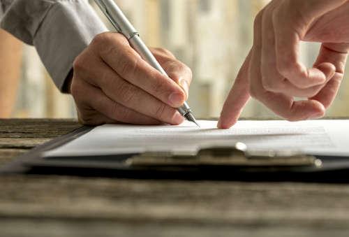 Составление договоров онлайн